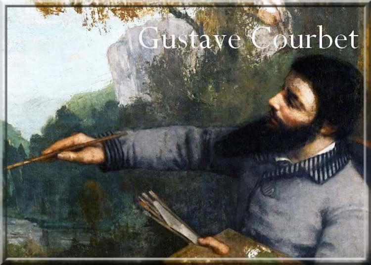10 juin 18     : naissance de Gustave Courbet