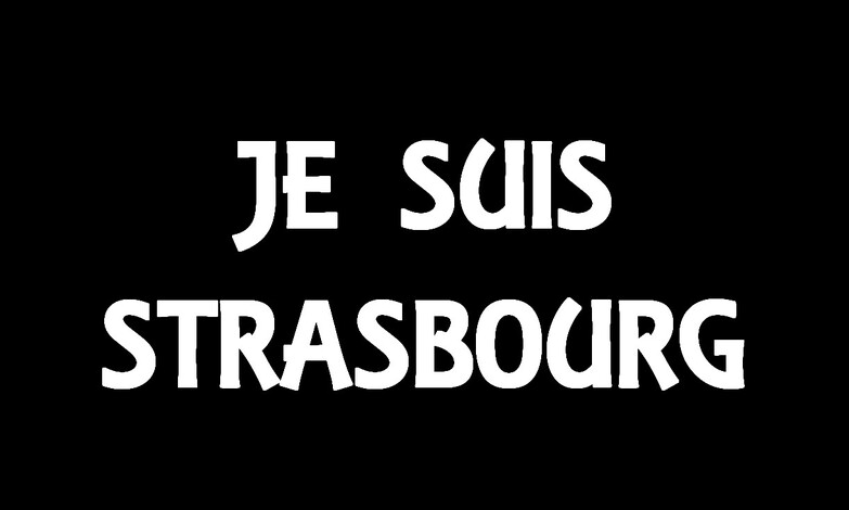 Je Suis Strasbourg
