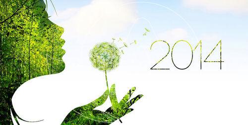 2014 est là ! Meilleurs vœux.
