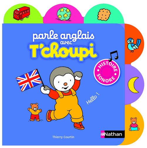 "T'choupi"" NATHAN"