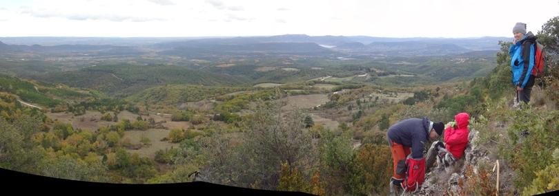 Dans les hauts de Grandmont