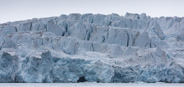 Un dernier front glaciaire