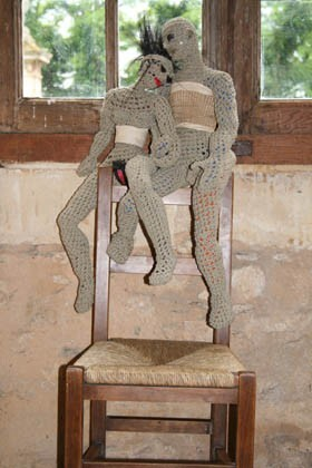 Sculpture d'Ève Gemin