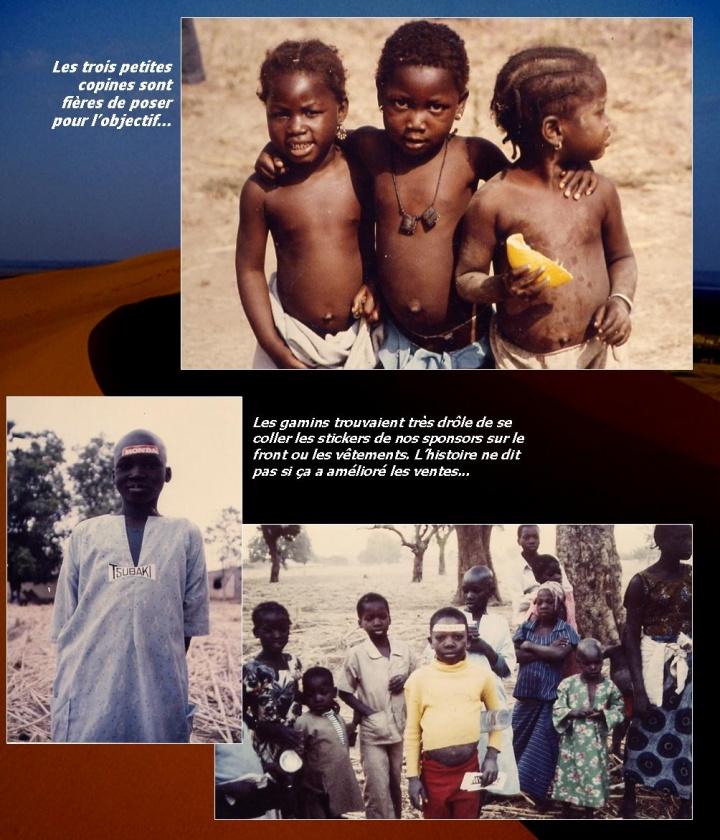 - Paris-Dakar, il y a 30 ans…