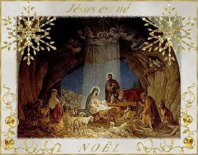 Origine de Noël tiré de La Bible