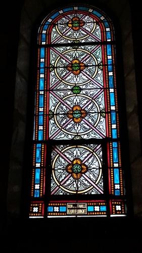 Les vitraux de Miramonts