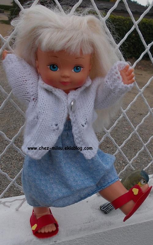 Cordonnerie pour poupées