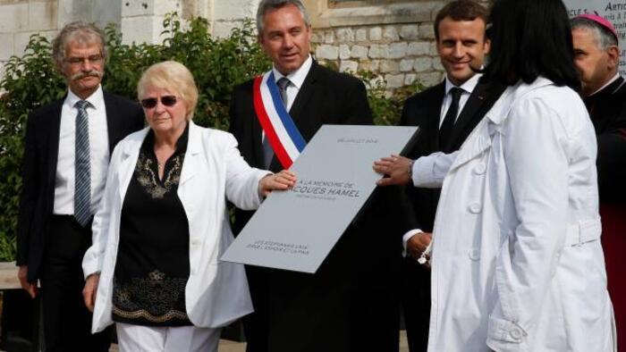 Saint-Étienne-du-Rouvray avec sa culture du dialogue a donné une merveilleuse leçon « du vivre ensemble » à la France entière