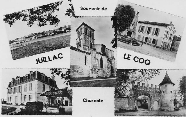Blog de sylviebernard-art-bouteville : sylviebernard-art-bouteville, Juillac-le-Coq