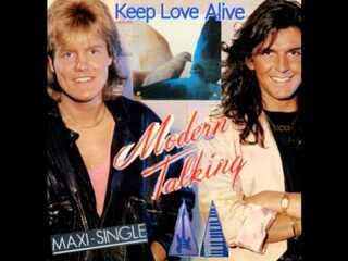 MODERN TALKING - Keep Love  (Romantique)