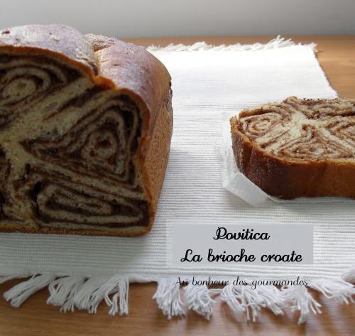 Povitica ou la brioche estonienne aux noix