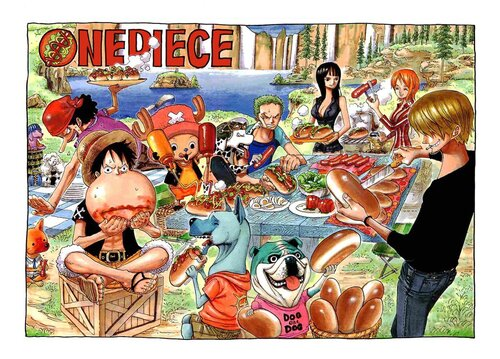 One Piece Saison 4 :