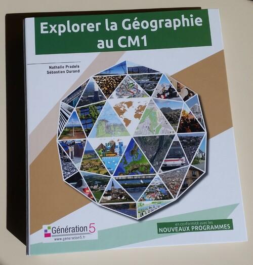 Explorer la géographie CM1
