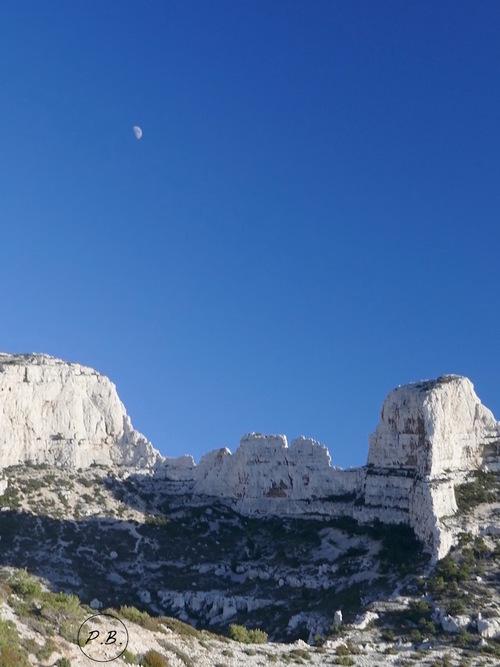 Le tour de Marseilleveyre