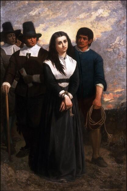 INTERMEDE HISTOIRE SPECIAL HALLOWEEN : Les sorcières de Salem