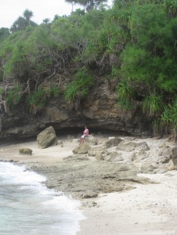 île de Lembongan (Nusa Lembongan) Bali