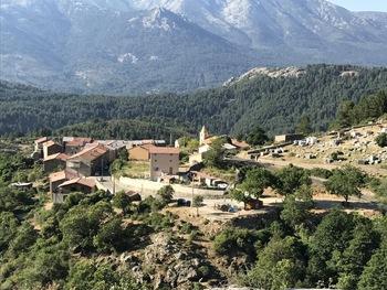 Le village de Calasima