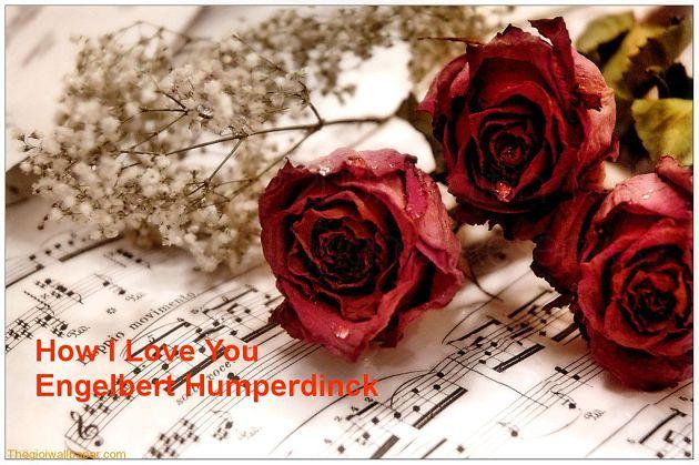 How I Love You    Engelbert Humperdinck