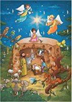 Des idées de livres sur Noël - magnets - vitrophanie
