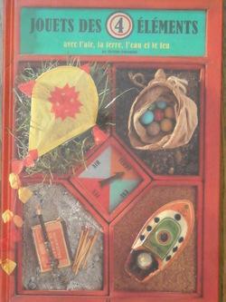 L077 Christine ARMENGAUD : jouets de quatre éléments