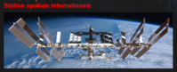 Station spatiale internationale ( En direct )