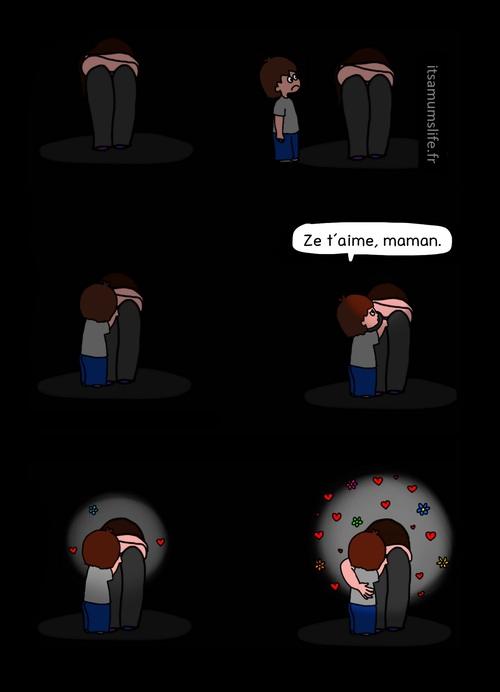 La dépression post-partum, mon témoignage
