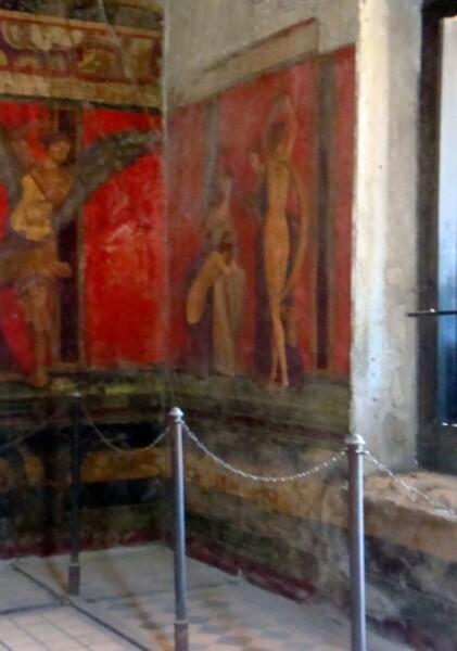 Pompei, la Villa des Mystères 9e