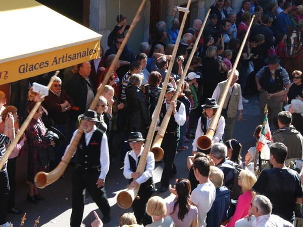 Descente des alpages 2016 - Annecy