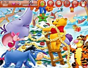 Hidden objects - Disney Christmas