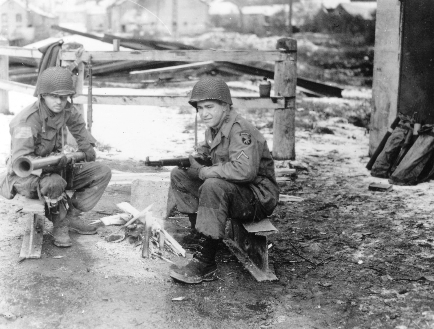 139th Aeb History Tribute To The 17th Airborne Division