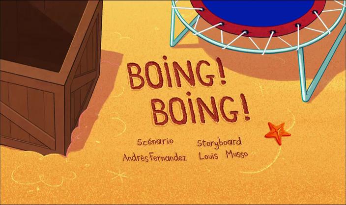 Zig & Sharko - 2x59 - Boing Boing !