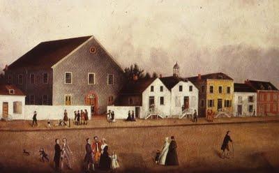 Jos Beekman Smith John St NY 1768 John St U Met Church 2