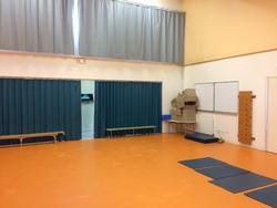 Les lieux de l'école