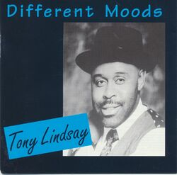 TONY LINDSAY - DIFFERENTS MOODS (1995)
