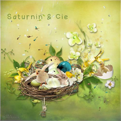 Saturnin et Cie