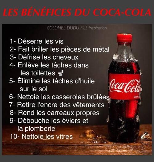 du coca pour