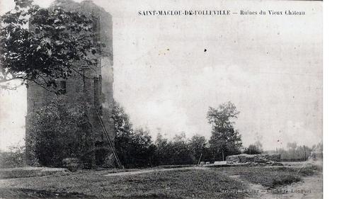LES REMPARTS DE SAINT-MACLOU DE FOLLEVILLE (Seine-Maritime)