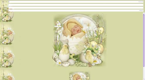 Papier Fête de Pâques 01