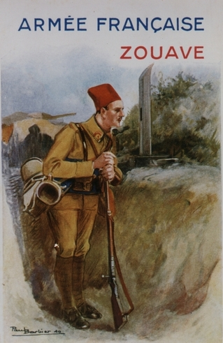 Zouave 1940