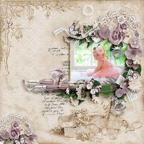 Cozy Days by dentelle scrap