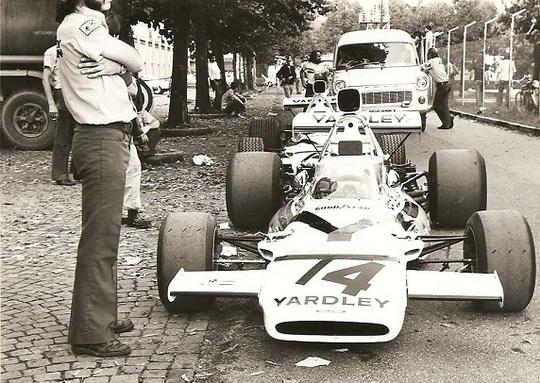 Denny Hulme F1 (1970-1972)