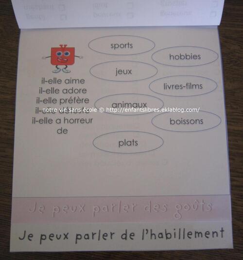Production d'écrit - des aides pour l'autocorrection