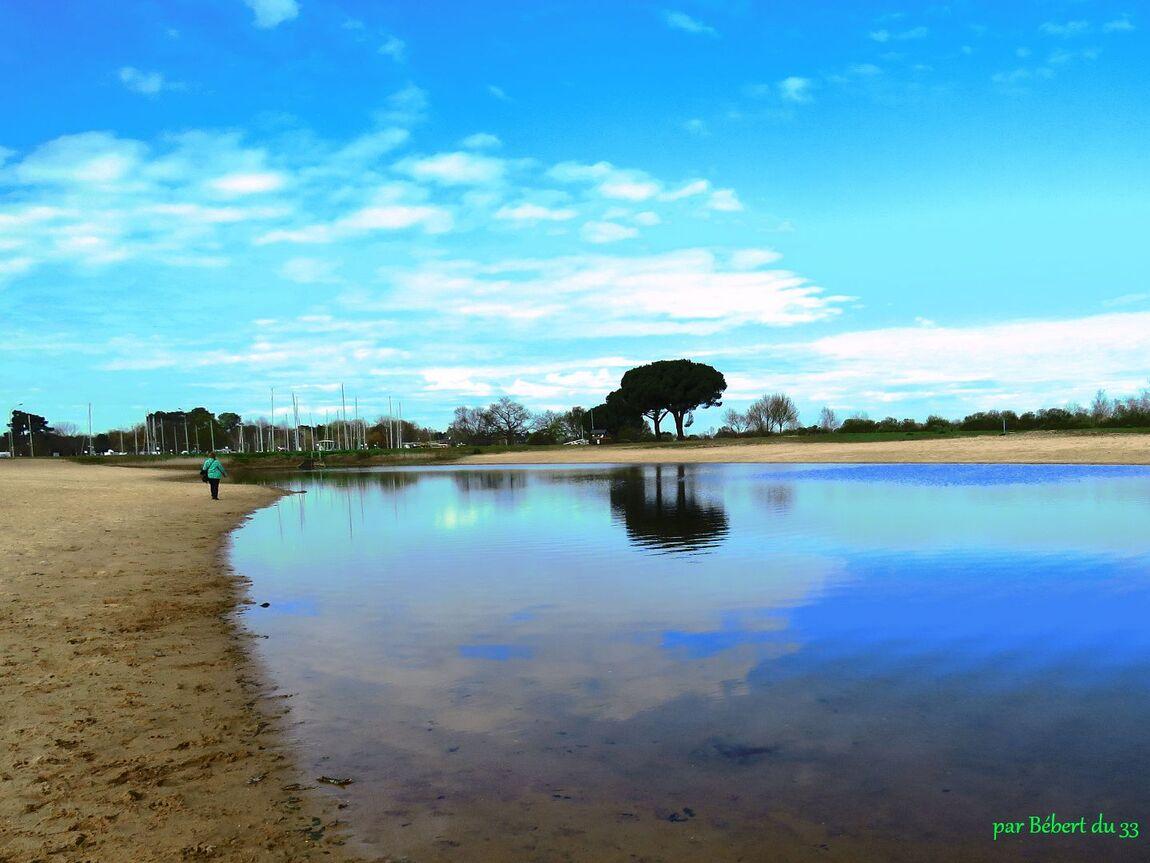 le lac du Teich - APN