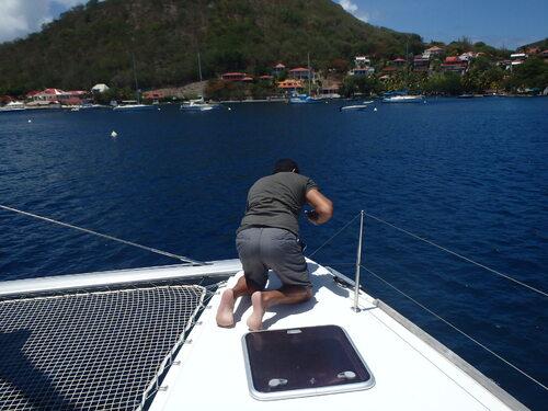 Notre Week-End en mer ! partie 1