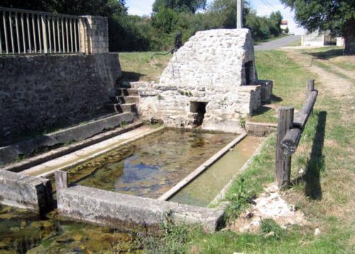 Charente - Pleuville