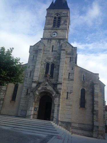 Église de Limogne-en-Quercy