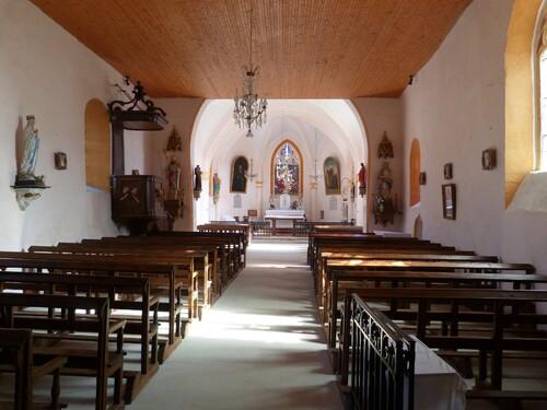 Eglise de Jessains