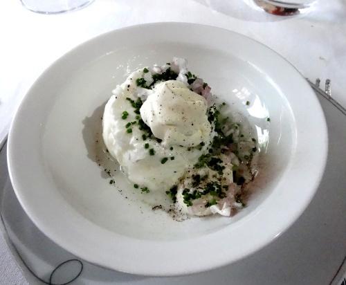 """Toujours de délicieux menus au restaurant """"Côté Seine"""" à Montliot..."""