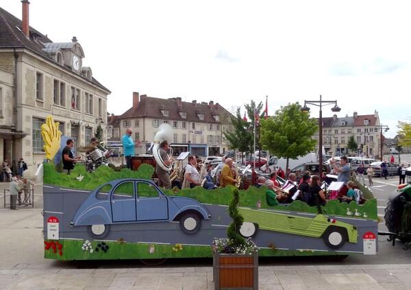 La Fête de la Musique 2015 à Châtillon sur Seine...