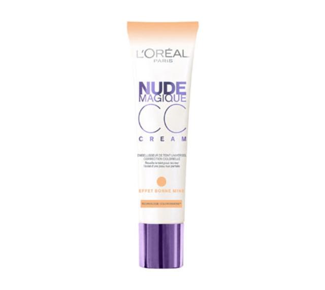 J'ai testé pour toi la CC Cream de L'oréal